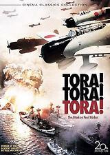 Tora Tora Tora (DVD, 2006, 2-Disc Set, Special Edition)