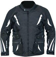 Motorbike motorcycle textile men's biker's jacket Armoured WaterProof CE Armours