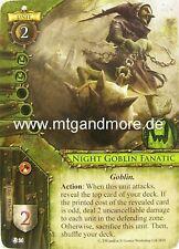 Warhammer Invasion - 2x Night Goblin Fanatic  #024
