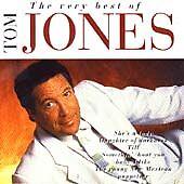 Tom Jones - The Very Best Of [CD Album 1997] Used very good