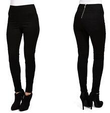 Pieces Funky Highwaist Leggings Schwarz Jeans Stretch UVP 34,95 EUR