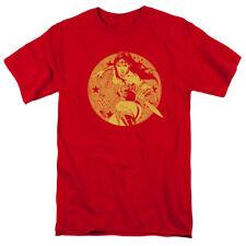 Wonder Woman Young Wonder DC Comics Licensed Adult T Shirt