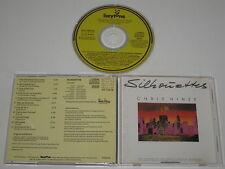 CHRIS HINZE/SILHOUETTES(KYT 744 CD) CD ALBUM