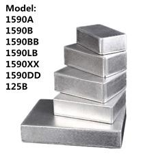 Hammond Gris Diecast Stompbox Gabinete 119 X 94 X 34 Mm 1590bblg