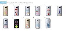 Funda Silicona con diseño personalizado para Samsung S6 EDGE