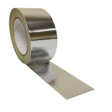 Self Adhesive Aluminium Foil Tape Heat Insulation Silver duct 50mm x 45m