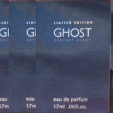 GHOST édition limitée PLUS PROFOND NUIT RARE 3 x EAU DE PARFUM