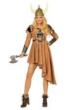 Viking Costume Ladies Costume Ladies Carnival Dress Belt Brown