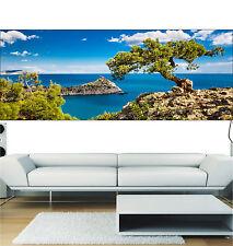 Stickers panoramique décor muraux Belle vue réf 3651 ( 13 dimensions )