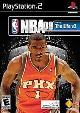 NBA 08: The Life v3 (PS2), Acceptable PlayStation2, Playstation 2 Video Games