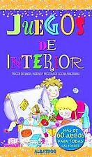 Juegos de interior Indoor games: Trucos De Magia, Ingenio Y Recetas De Cocina Ri