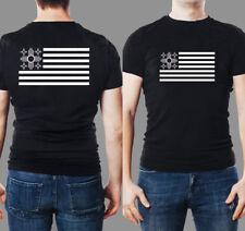 ZIA- USA Flag State New Mexico NM flag symbol T Shirt