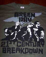 GREEN DAY 21ST CENTURY BREAKDOWN T-Shirt  XL NEW w/ TAG