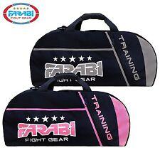 Farabi Palestra Fitness Allenamento INGRANAGGIO sacchetto, MMA, Boxe Gear Bag, Kit Borsa Zaino