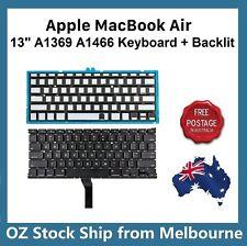 """Keyboard For Apple MacBook Air 13"""" A1466 2013 2014 2015 2016 Backlit Screws US"""