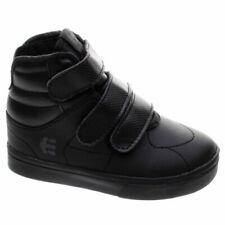 Etnies Boy's Senix Mid Black Toddler Shoe