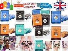 BIOAQUA Animal Face Mask Skin Care Sheep/Panda/Dog/Tiger Facial Moisturizing