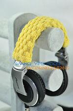 Pure Wool Headband Cushion For TECHNICS RP DH1200 RP DJ1210 DJ1200 DJ Headphones