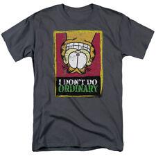 Garfield I Don'T Do Ordinary T-shirts & Tanks for Men Women or Kids
