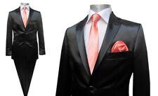 Homme Mariage Costume Noir*161*