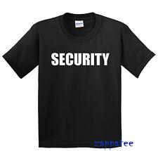 Bambini sicurezza T SHIRT-Kids / RAGAZZO DIVERTENTE Bouncer TEE