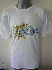 Realizzato negli anni'80 T-Shirt Divertente Nostalgico Old Skool Retrò