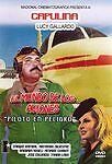 EL MUNDO DE LOS AVIONES - CAPULINA-LUCY GALLARDO PILOTE EN PELIGRO BRAND NEW DVD