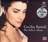 Bartoli, Cecilia, Salieri Album, Excellent Hybrid SACD - DSD