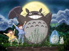My Neighbor Totoro Amazing Tonari no Anime Art Huge Giant Print POSTER Affiche