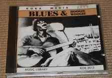 CD ILLUSTRATIONS PUB RADIO JINGLES KOKA MEDIA 2013 BLUES & BOOGIE WOOGIE