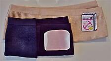 Calorie OFF Black Pair Arm Black Waist M/L Massage Trim Slim Shapers SHIP in US