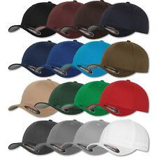 Flexfit Cap Baseball Caps Wooly Combed Original Flex Fit Mütze Kappe Hut Basecap