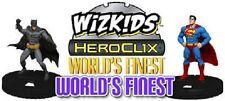 Dc heroclix world's finest-justice league cartes d'identité (choisissez de liste)
