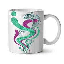 Note Song Play Jazz Music NEW White Tea Coffee Mug 11 oz | Wellcoda