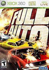 Xbox 360 : Full Auto VideoGames