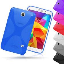 """X Style Skin Soft Gel Case For  Samsung Galaxy Tab 4 7"""" 8"""" Tab A Tab S2 9.7"""" 8"""""""