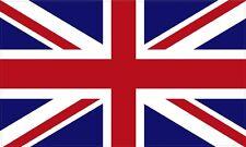 Flag of the United Kingdom British Sticker Die Cut Decal UK Royal Union (RH) VAR