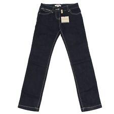 5723M jeans blu bimba BURBERRY kids children pants trousers