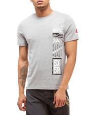 Reebok Official UFC Ultimate Fan 5X5R T-Shirt NEW (Size's M,L,XL)