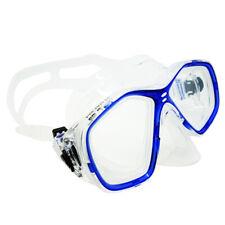 Palantic Blue Jr. Diving/Snorkeling Prescription Dive Mask with RX Lenses