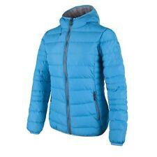 CMP Daunenjacke Übergangsjacke blau Teflon® schnelltrocknend warm
