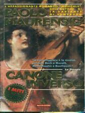 CANONE INVERSO NARRATIVA ITALIANA PAOLO MAURENSIG MONDADORI 1997.