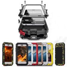 Waterproof Shockproof Metal Aluminum Gorilla Case For iPhone 11 Pro Max X XR 8 7