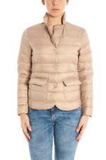 Piumino Henry Cotton's Jacket Bomber -50% Donna Beige 410133537180-38 SALDI