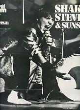 SHAKIN STEVENS & THE SUNSETS same UK 1973 LP