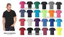 Bella + Canvas - Cotton/Polyester T-Shirt - 3650 XS-2XL 32colors
