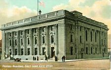 Salt Lake City,UT. The Federal Building