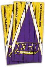 ECU Cornhole Bag Toss Wrap Set