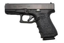 GripOn Textured Rubber Full Grip Wrap for Gen 4 Glock 19 23 25 32 38