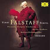 Verdi: Falstaff - Abbado CD NEW